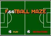 Football Maze : adresse et  labyrinthe