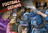 Tower defense football