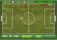 Simulation de football