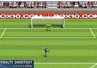 Jeux de penalty Shootout