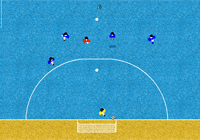 Kick off ou sensible soccer