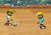 Zombies soccer
